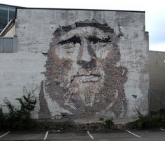 by VHILS - Norway