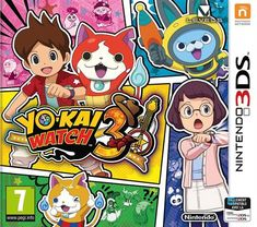 Get YO-KAI WATCH 3 release date cover art, overview and trailer. Yo-kai watch a new mainline game in the series, launches Exclusively for the Nintendo family of systems on feb. The robust game is loaded with a ton of content and features,. Playstation, Xbox 360, Super Nintendo, Jeux Nintendo 3ds, Wii U, Game Boy, Minecraft Windows, Sasuke, Nintendo Switch