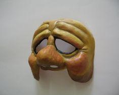 Tartaglia mask