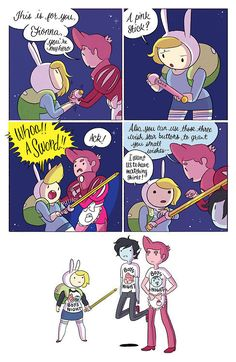 Adventure Time: Fionna and Cake (Natasha Allegri, 2013) | 13 Comics That Smash The Patriarchy