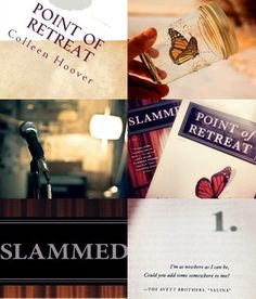 Slammed/Point of Retreat. Colleen Hoover | Tumblr