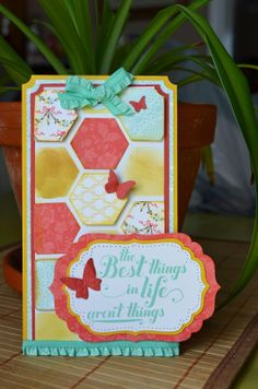 March Tags Challenge: Use the Negative @Coral Hinz' Up!