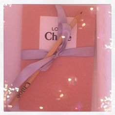 #ILOVECHLOE fan entry from @quiet_nights #chloe #netaporter #fashion    'Make a note'