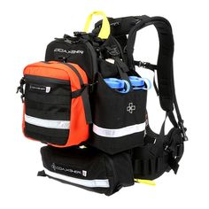 Search and Rescue Pack - Coaxsher SR-1 Endeavor.  Each module that makes up the SR-1 Endeavor search and rescue pack can be removed giving you the freedom to carry as much or as little as you want.