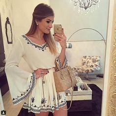 Vestido del vendaje del cordón, mujeres del verano del bordado mujeres se visten vestidos mujeres vestido de vestido de festa blanco