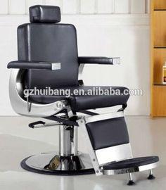 Homem venda quente cadeira de barbeiro hidráulica/cadeira barato HB-AA03