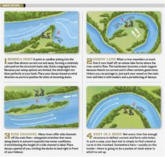 Tips and Tactics for Duck Hunting Rivers Duck Hunting Boat, Duck Boat, Deer Hunting, Duck Hunting Blinds, Duck Season, Waterfowl Hunting, Duck Blind, Duck Decoys, Hunting Tips