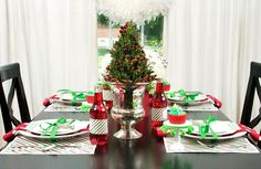 Encontrando Ideias: Decoração de Natal!!!