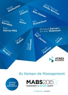 Google, LinkedIn y Coca-Cola protagonizarán una mesa sobre estrategia digital en el Management & Business Summit 2015 http://www.comunicae.es/nota/google-linkedin-y-coca-cola-protagonizaran-una-1116381/