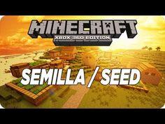 MineCraft Xbox360 - TU11 Semilla / Seed ¡Villas, Villas y Villas! xD