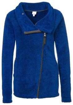 Bench - GAYDON - Fleece jas - Blauw €79,95 Fleece Vest, Sweaters, Fashion, Moda, Fashion Styles, Sweater, Fashion Illustrations, Sweatshirts, Pullover Sweaters