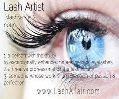 Lash Artist
