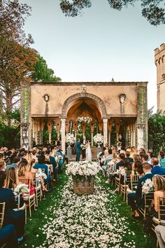 Chloe + Zorin - Real Wedding on the Italian Coast by Ama by Aisha Photography Wedding Venues Italy, Destination Wedding Locations, Italy Wedding, Cyprus Wedding, Wedding Arbors, Chapel Wedding, Wedding Ceremony, Blue Wedding, Summer Wedding
