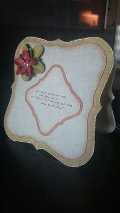 Hjemmelaget kort