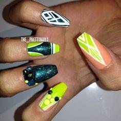 the_prettynails #nail #nails #nailart