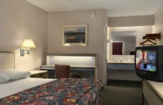 Cheap, Discount Pet Friendly Hotel in Kalamazoo, Michigan | Red Roof Inn