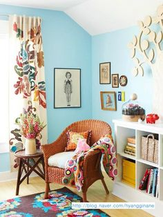 Beautiful Craft Room