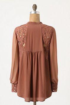 blouse Anthropologie