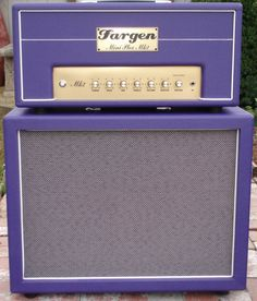 Show Your Purple Amps | Page 2 | The Gear Page