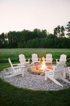 29 Rustic Backyard Ideas Landscaping