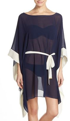 f4299b4cb9 Ted Baker London 'Langley' Caftan Cover-Up Ted Baker Fashion, Audrey Hepburn