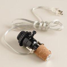 Cork Lamp Adaptor Kit - v1