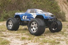 HPI Racing 1/8 Savage X SS K4.6 Nitro Monster Truck Kit