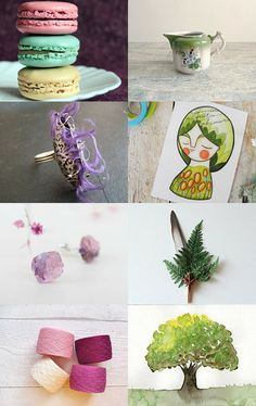 Let It Spring by Silvia Marzucchi on Etsy--Pinned with TreasuryPin.com