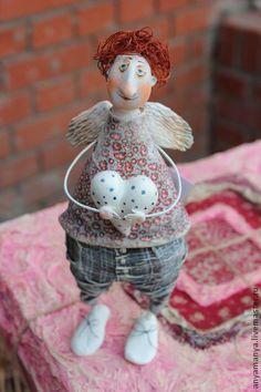 Ангел из папье маше своими руками