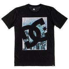 bbd16af3337 DC Shoes t-shirt Curb Appeal SS Tee DC black 32€  dc
