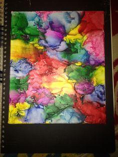 Crayon art. <3