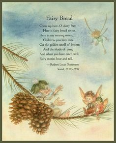 fairy bread poem for kids