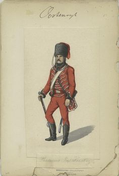 One of hundreds of thousands of free digital items from The New York Public Library. Kaiser Karl, Austrian Empire, Seven Years' War, German Uniforms, Napoleonic Wars, Prussia, New York Public Library, 16th Century, Battle