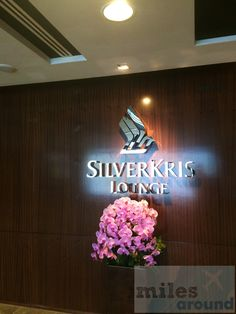 Eingang zur SilverKris Lounge - Check more at https://www.miles-around.de/trip-reports/business-class/singapore-airlines-business-class-airbus-a350-900-duesseldorf/,  #A350-900 #Airbus #DUS #SIN