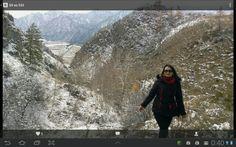 В горах  Алтайского края Россия.Моя любимая сестренка Татьяна.