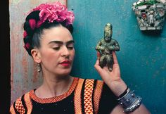 Frida Kahlo: through the lens of Nickolas Muray – in pictures