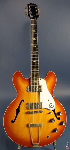 Vintage 1962 Epiphone Casino Guitar