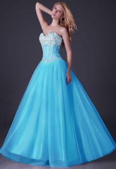 J s prom dress teal