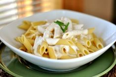Creamy Garlic Alfredo Sauce {My Go-To Dinner Saver!}