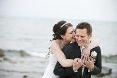 Ann-Sofie och Daniel, bröllop med strand-känsla,Tylösand, Halmstad