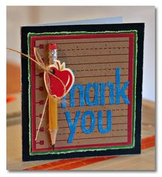 Teacher thank you card teacher appreciation gift card thank you cards on mondays teacher cardsteacher giftsbirthday thank you negle Image collections