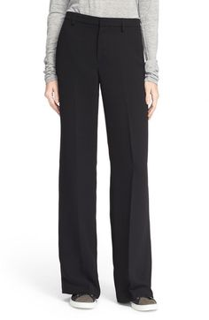 Vince Wide Leg Trousers available at #Nordstrom