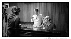 Photo 267 of 365  HANSON 2012 - Sunset Sound - Los Angeles CA    This is a shot from a few weeks ago in the studio working on the new album. If there are any musicians out there, tell us about some of your favorite aspects of album making.    #Hanson #Hanson20th