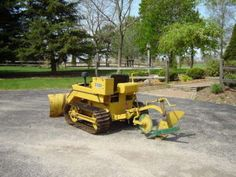 Pin Struck Md1600 Mini Dozer On Pinterest