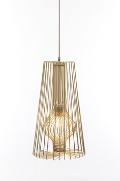 BRASS LIGHT by VIABLE LONDON favorited by LIGHTBOX AMSTERDAM