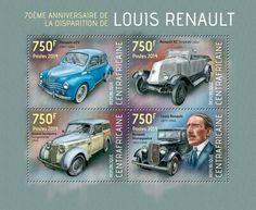 CA 14117 aLouis Renault (Renault 4CV, Renault KZ Torpedo, Renault Juvaquatre, Renault Monaquatre)