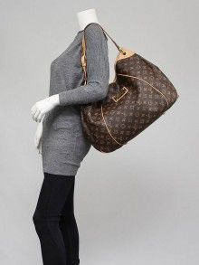Yoogi's Closet - Search results for: 'Louis Vuitton Monogram Canvas Galliera'