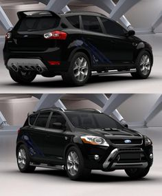 ford kuga titanium x sports model on pinterest ford. Black Bedroom Furniture Sets. Home Design Ideas