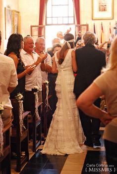 { MissMrs } mucho más que una boda: La boda de X+D: La ceremonia