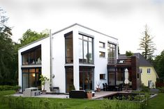 Pultdachhaus Jesteburg: studio-b2